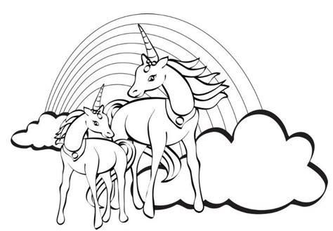 desenhos de unicornios  imprimir  colorir animais  colorir