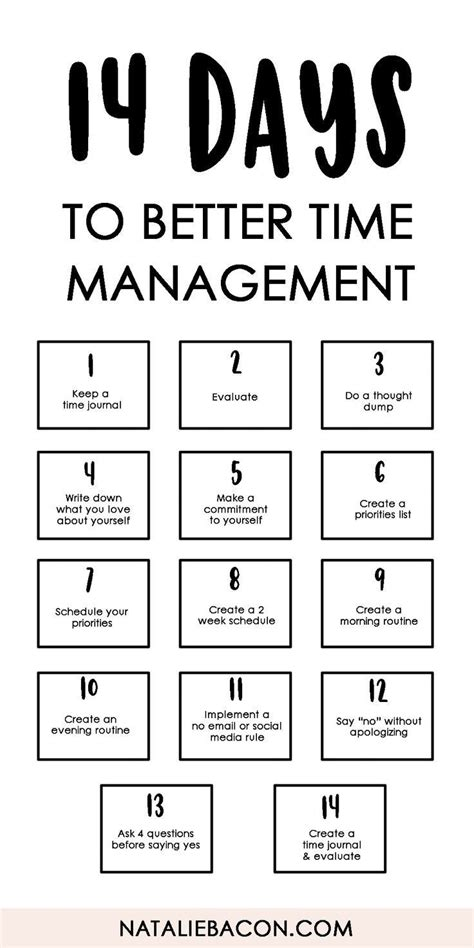management  days   time management