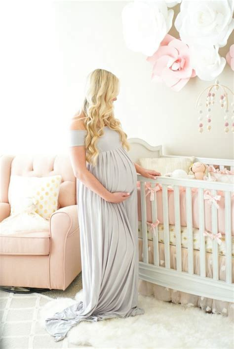 Baby Zimmer Deko 1001 ideen f 252 r babyzimmer m 228 dchen