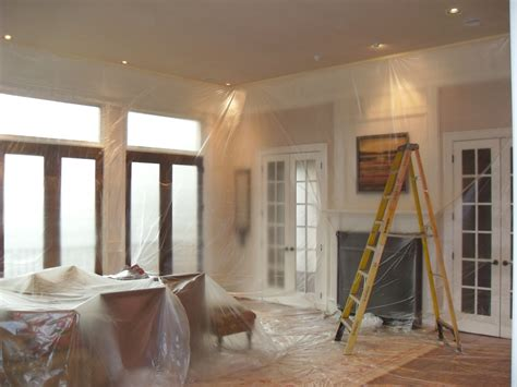 painting for home interior how should interior house painters in los angeles handle