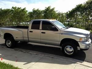 Sell Used 2003 Dodge Ram 3500 Laramie Dually Crew Cab 4x4 Cummins Turbo Diesel In Miami  Florida