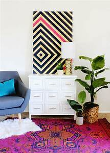 diy cheap wall decor ideas do it yourself ideas and projects With cheap wall decor