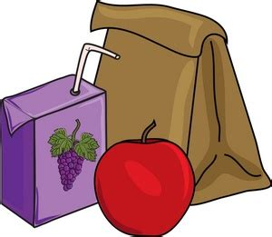 sack lunch lunch box clipart clipart panda free clipart images