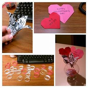 Homemade Valentines Day Gifts for Him   Modern Magazin