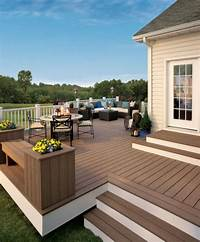 trending patio and decking design ideas How To Install DIY Decking In Your Garden