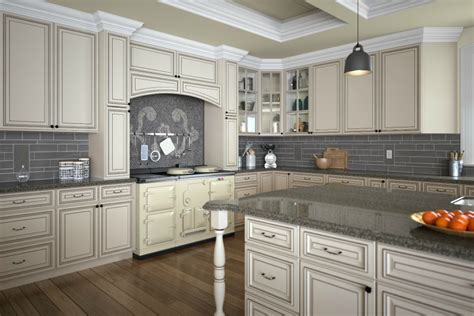 summer chic white light color kitchen cabinets
