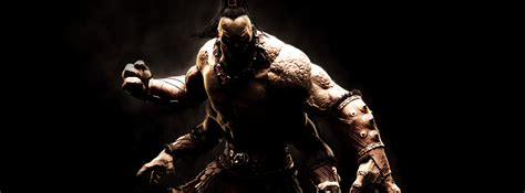 Mortal Kombat X Goro Playable Character Artwork