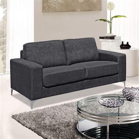 vesta british  dark grey fabric sofa collection