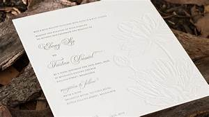 lotus flower wedding invitation designs invitation With wedding invitations 600gsm