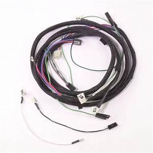 Ihc  Farmall 756  U0026 2756 Gas Front Main Wire Harness  10si