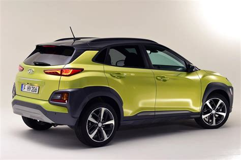 Hyundai Picture by New Hyundai Kona Revealed Pictures Auto Express