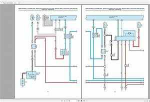 Lexus Lx570  2010  Electrical Wiring Diagram
