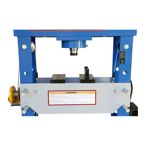 hydraulic floor adjustment as 5030 50t two stage hydraulic floor mounted press
