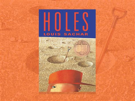holes teaching guide scholastic