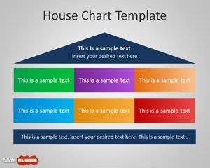 Free house chart diagram for powerpoint free powerpoint for Strategy house template