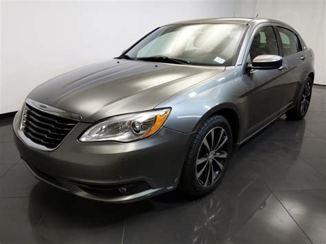 2012 Chrysler 200 S 2012 chrysler 200 s for sale in chicago 1370036816