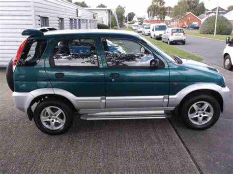 Daihatsu 2004 Terios 1.3 Sport 5dr 5 Door Hatchback. Car
