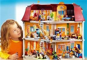 neu von playmobil mein grosses puppenhaus 5302 das With modele plan de maison 3 notice de montage playmobil 5303 maison traditionnelle
