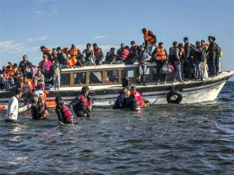 Syrian Refugees Boat by Rep Seth Moulton Demands Obama Admit 400 More Syrian