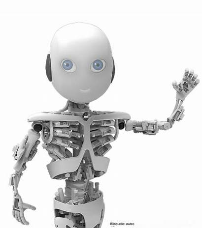 Robots Roboy Robot Humanoid Artificial Being Built