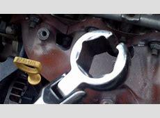 How to replace oxygen O2 sensor 2006 Hyundai Elantra DTC