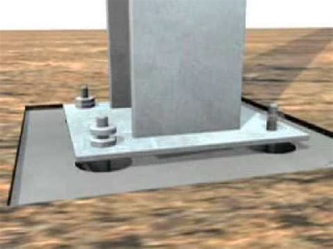Steel Construction: Foundations   YouTube