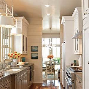 Beautiful Efficient Small Kitchens Home Stoves For ...