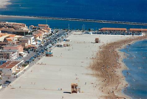 la plage port la nouvelle