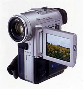 Sony Dcr-pc100  100e Service Manual