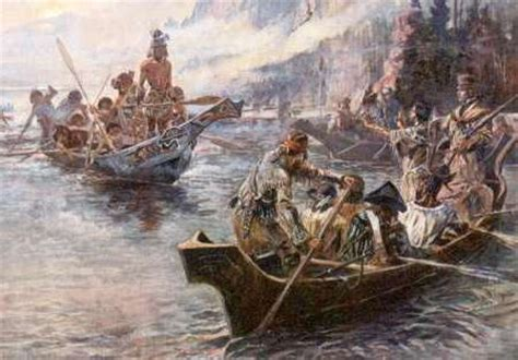 Kids Boat Lewis by Explorers For Kids Sacagawea