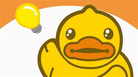 Animated Duck Wallpaper - b duck animation