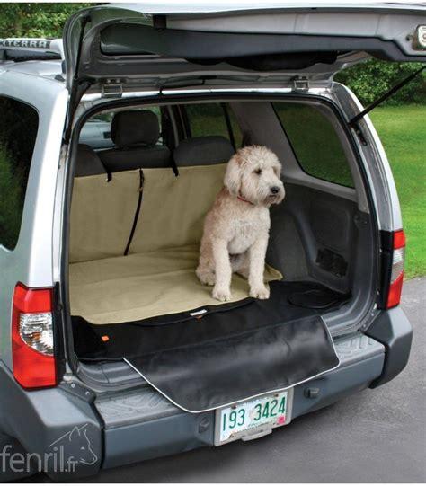 housse de siege voiture housse de protection coffre de voiture pour chien kurgo