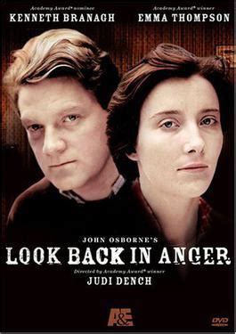 Look Back in Anger (1989 film) - Wikipedia