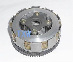 Yamaha Atv Clutch Assembly For Yfb250 Timberwolf 250 1992