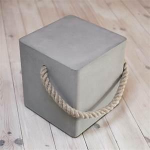 Pflanzkübel Beton Selber Machen : beton design ideen falls sie betonm bel selber machen wollen ~ Frokenaadalensverden.com Haus und Dekorationen