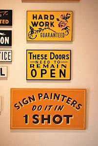 102 best images about pinup on pinterest typography With sign painters lettering enamel