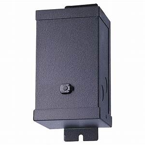Hampton bay low voltage watt landscape transformer sl