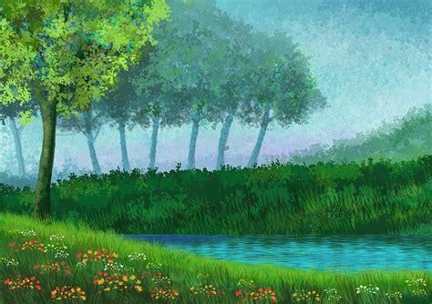 landscape background nature  image  pixabay