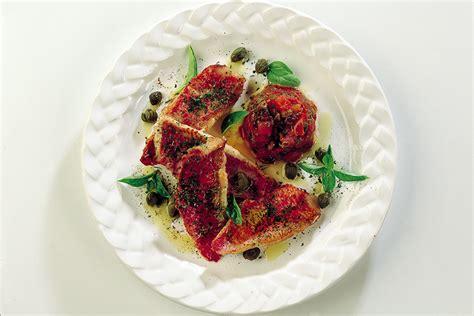 Cucinare Le Triglie by Ricetta Triglie Al Pomodoro La Cucina Italiana