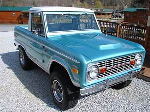 Hemmings Find of the Day – 1970 Ford Bronco   Hemmings Daily