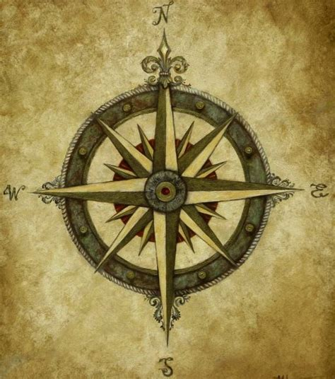 the compass rose obsidian portal