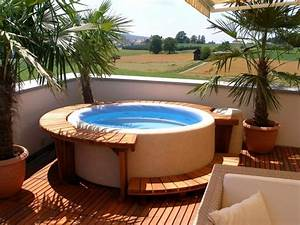 installing a hot tub at home should you or shouldnt you With whirlpool garten mit holz balkon