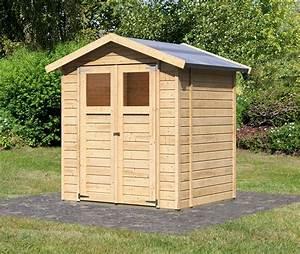 Kleines Gerätehaus Holz : gartenhaus aus stein f r wen es sich eignet und lohnt ~ Michelbontemps.com Haus und Dekorationen