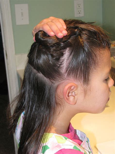 fancy ponytail hairstylesbymommycom