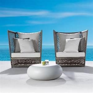 Striking modern outdoor furniture