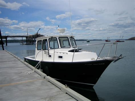 Lobster Boats For Sale by 2005 Eastern Downeast Lobster Yacht Power Boat For Sale