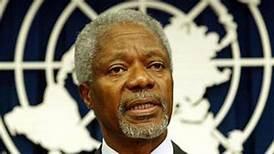 Մահացել է ՄԱԿ-ի նախկին պետքարտուղար Քոֆի Աննանը