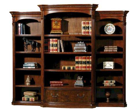 bookcase wall  world  hekman   set