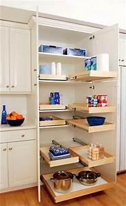 56 идей организации мест для хранения в кухне