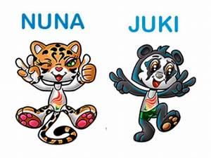 POLIDEPORTIVO NEWS: Juegos Sudamericanos: Nuna y Juki, las mascotas de Cochabamba 2018